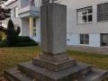 Pomník T.G.M. 2016 - nestydatost zlodějů nezná mezí