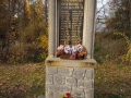 VKP: Pomník padlých, přemístěný k Rudolfovské třídě